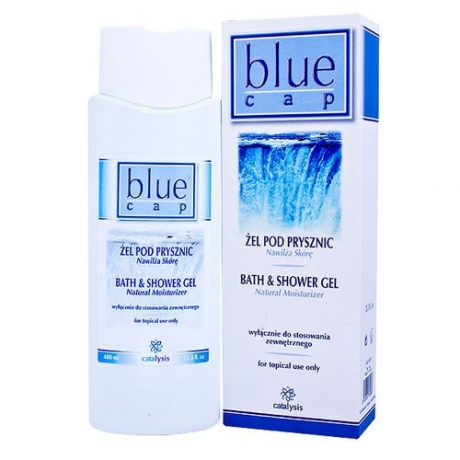 Blue Cap Żel 400ml