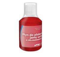 Płyn do płukania jamy ustnej z chlorheksydyną APTEO CARE