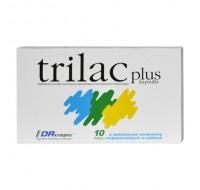 Trilac® plus 10 kapsułek