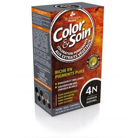 Farba do włosów Color&Soin 3N - ciemny szatyn