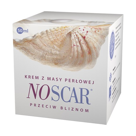 No-Scar Perła Inków Krem z masy perłowej na blizny 50 ml