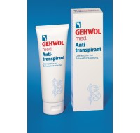 GEHWOL LOTION ANTYPERSPIRACYJNY DO STÓP 125 ml