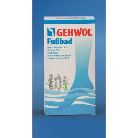Gehwol FuBbad Sól do Kąpieli Stóp z Lawndą