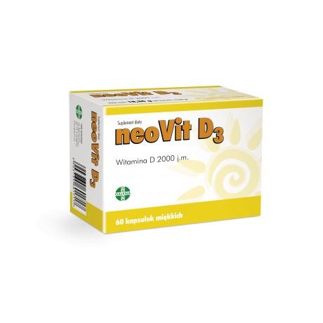 Neovit D3 witamina D 2000 j.m.