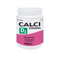 CALCI STRONG + witaminaD3 150 tabletek