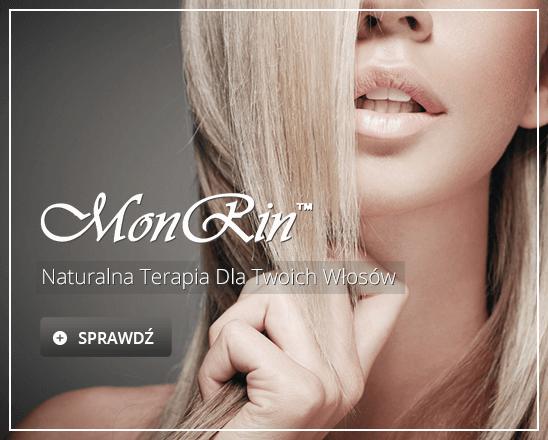 Naturalna terapia dla Twoich włosów - Monrin